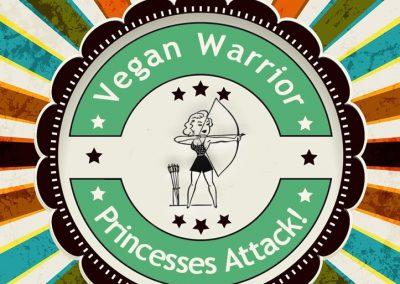 Vegan Warrior Princesses Attack Podcast