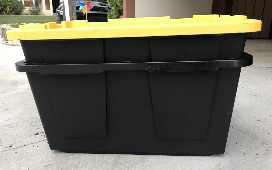 DIY – Build a Kick-ass Retail Quality Worm Compost Bin on a Budget