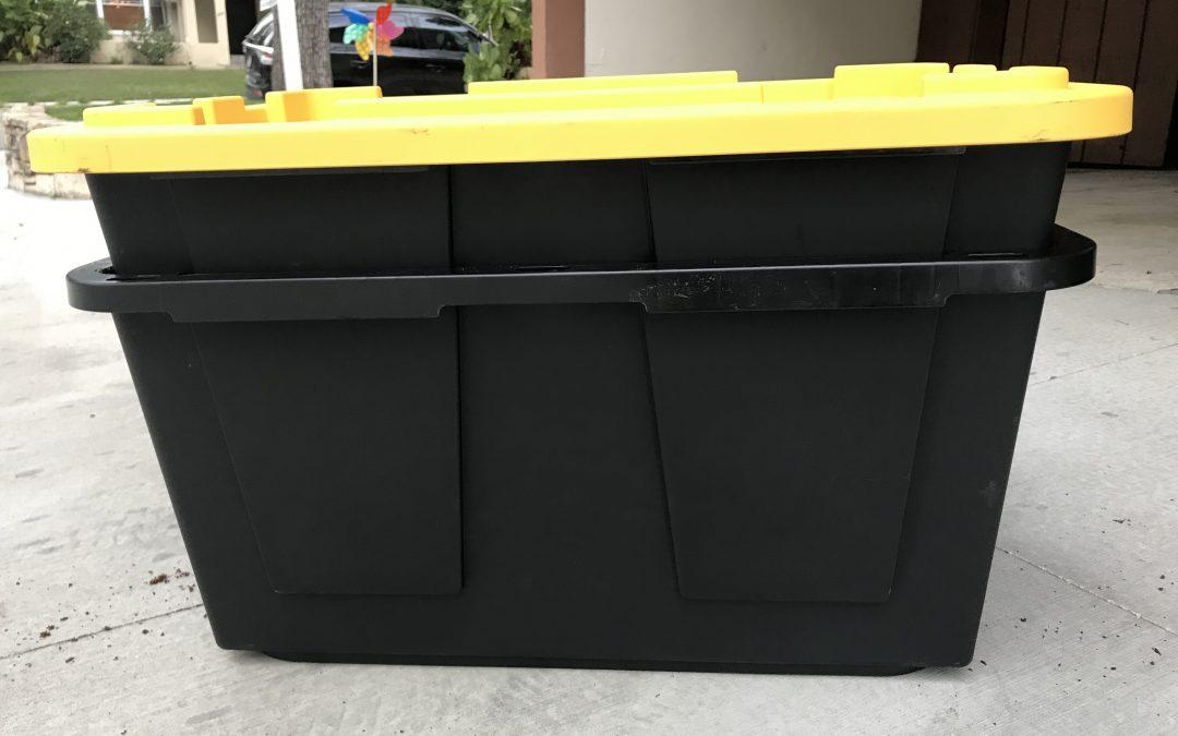 DIY – Build a Kick-ass Retail Quality Worm Compost Bin on a Budget